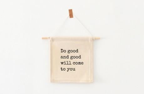 דגלון | Do good