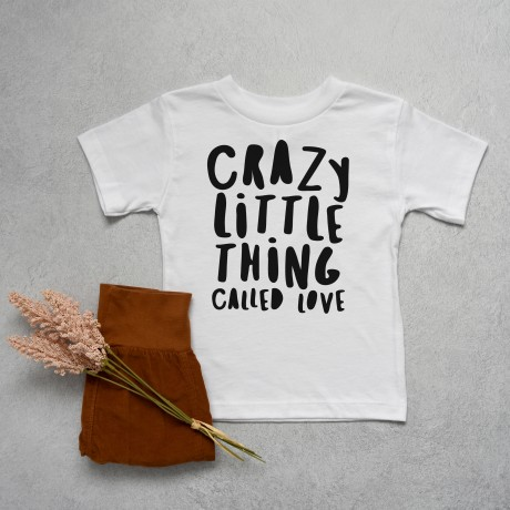crazy little thing | טישרט