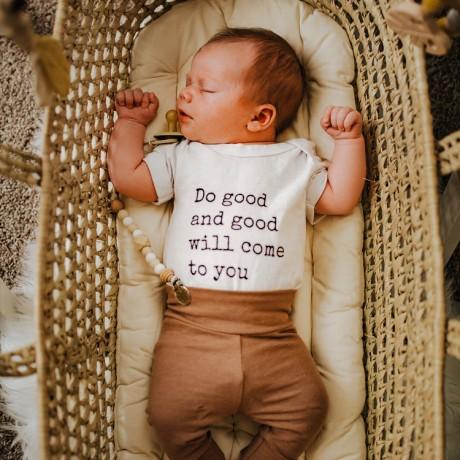 do good | בגד גוף שרוולים קצרים